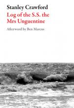 Log of the S.S the Mrs Unguentine