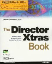 The Director Xtras Book