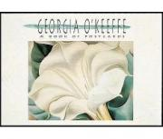 Georgia O'Keeffe Book of Postcards A608
