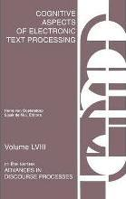 Cognitive Aspects of Electronic Text Processing