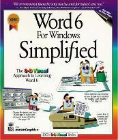 Word 6 for Windows Simplified