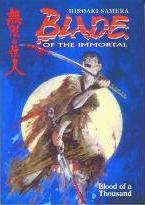 Blade of the Immortal: Blood of a Thousand Volume 1
