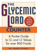 The Glycemic Load Counter