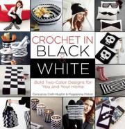 Crochet in Black-And-White