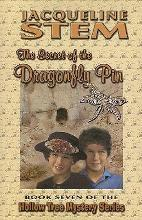 The Secret of the Dragonfly Pin