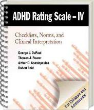 ADHD Rating Scale IV
