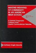 Making Meaning of Community in an American High School