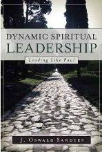 Dynamic Spiritual Leadership