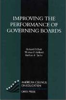 Improving the Performance of Governing Boards
