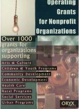 Operating Grants for Nonprofit Organizations 2000