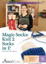 Magic Socks: Knit 2 Socks in 1!