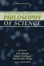Introductory Readings in the Philosophy of Science