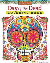 day of the dead coloring book - Hipster Coloring Book