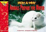 How and Why Animals Prepare for Winter