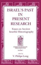 Israel's Past in Present Research