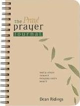 The Pray! Prayer Journal