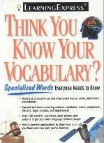 Think You Know Your Vocabulary?
