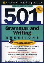 501 Grammar and Writing Questions