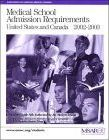 Medical School Admission Requirements, United States & Canada, 2002-2003
