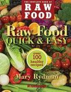 Raw Food Quick and Easy