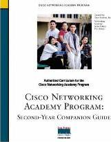 Second Year Companion Guide (Cisco Networking Academy)