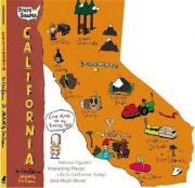 State Shapes California