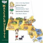 State Shapes Massachusetts