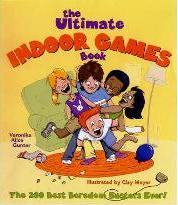 The Ultimate Indoor Games Book