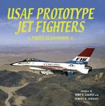 U.S. Air Force Prototype Jet Fighters