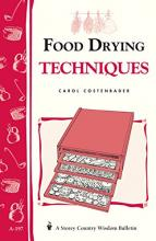 Food Drying Techniques