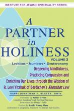 Partner in Holiness: Leviticus, Numbers & Deuteronomy Volume 2