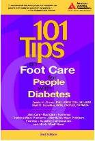 101 Foot Care Tips for People with Diabetes