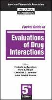 Pocket Guide to Evaluation of Drug Interactions