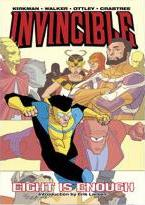Invincible: Eight is Enough Volume 2