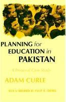 Planning for Education in Pakistan