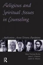 Religious and Spiritual Issues in Counseling