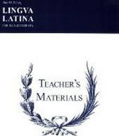 Lingua Latina - Teacher's Materials/Key