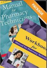 Manual for Pharmacy Technicians and Workbook for the Manual for Pharmacy Technicians Package