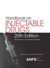 Handbook on Injectable Drugs (R)