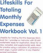 Lifeskills for Totaling Monthly Expenses