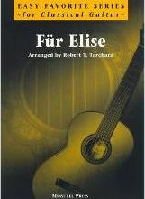 Fur Elise for Easy Guitar