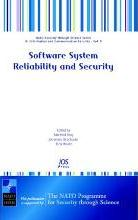 Software Systems Reliability and Security
