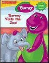 Barney Visits the Zoo