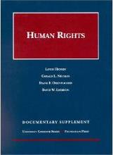 Human Rights 2001: 2001 Documentary Supplement