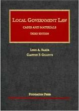 Baker and Gillette's Local Government Law