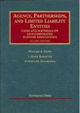 Klein, Ramseyer and Bainbridges' Agency, Partnerships and Limited Liability Entities