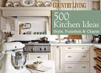 Country Living 500 Kitchens