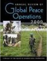 Annual Review of Global Peace Operations, 2009