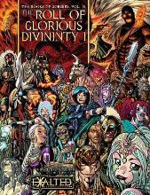 The Roll of Glorious Divinity 1: Books of Sorcery v. 4
