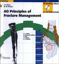 Ao Principles of Fracture Management Book, CD-ROMs, DVD-ROM Package